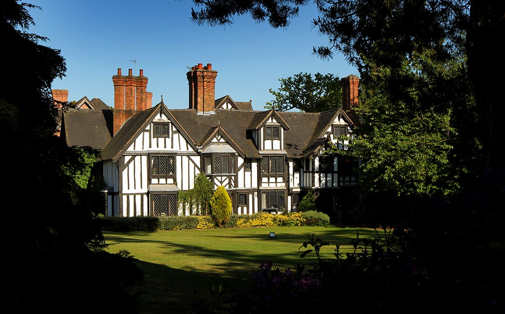 Nailcote Hall £100 Voucher